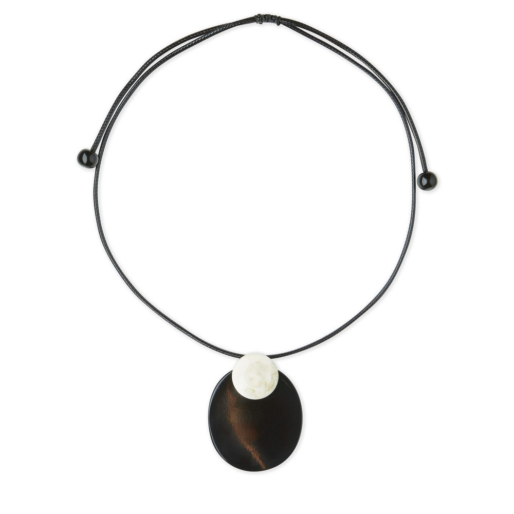 Masai Clothing Radka Necklace Black