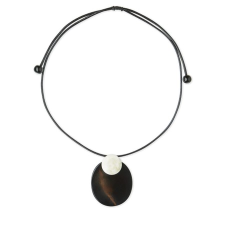 Masai Clothing Radka Necklace - Black