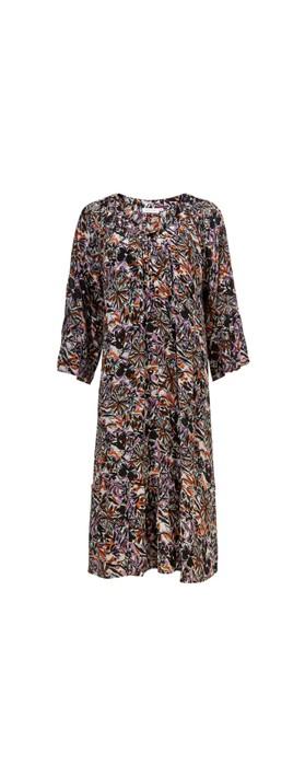 Masai Clothing Nulla Dress Lavender Mist