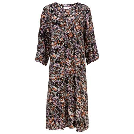 Masai Clothing Nulla Dress - Purple