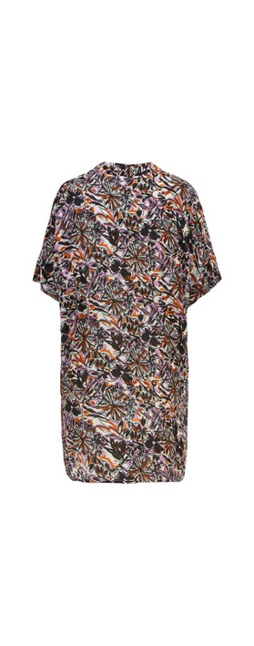 Masai Clothing Gerda Tunic Lavender Mist