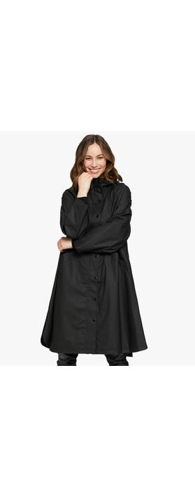 Masai Clothing Tussa Coat Black