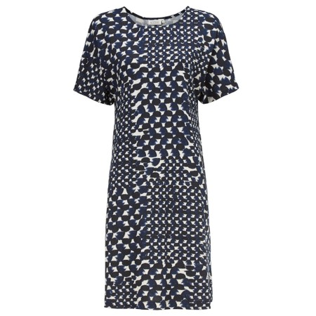 Masai Clothing Gertie Dress - Blue