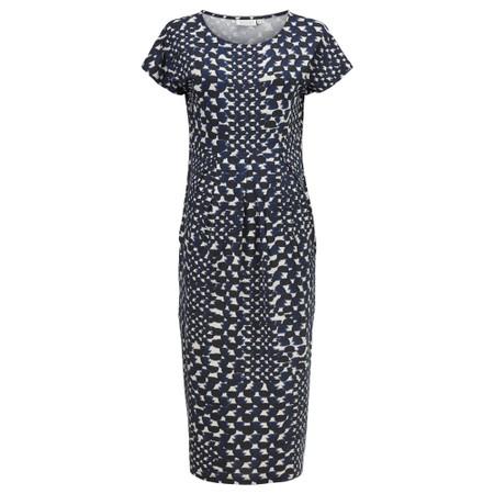 Masai Clothing Olnia Dress - Blue