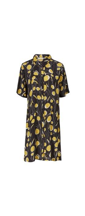 Masai Clothing Nollas Dress Sauterne