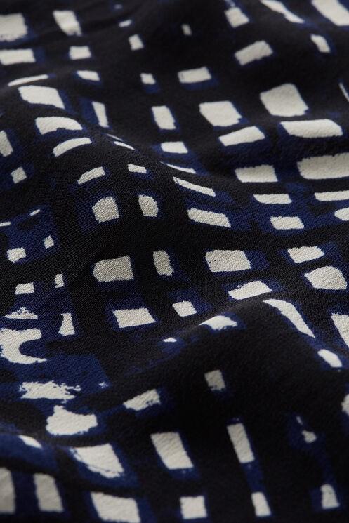 Masai Clothing Along Scarf Medieval Blue