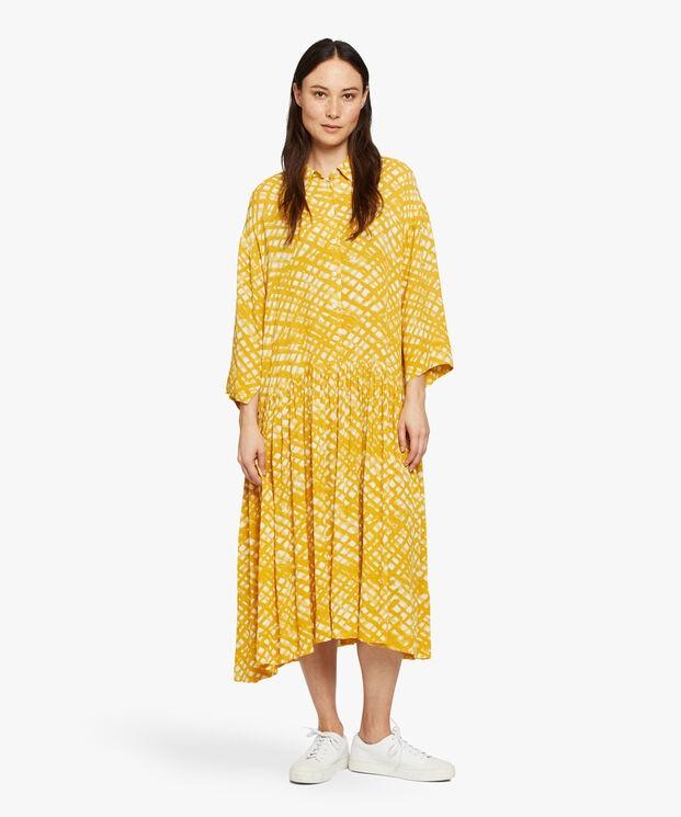 Masai Clothing Nanetti Dress Sauterne