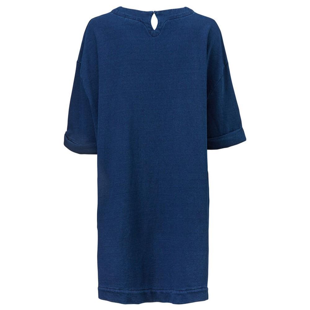 Masai Clothing Gasla Dress Indigo