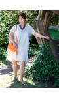 Gemini Label Bags Orange Connie Cross Body Bag