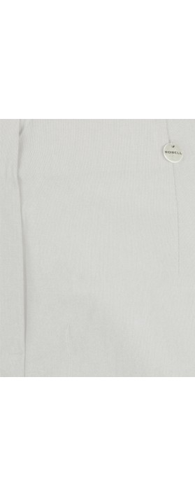Robell Marie 07 Stone Grey Cropped Trouser Stone Grey