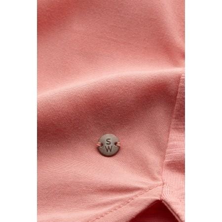 Sandwich Clothing Short Sleeve T-Shirt - Pink