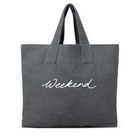 Chalk Weekend Shopper - Grey