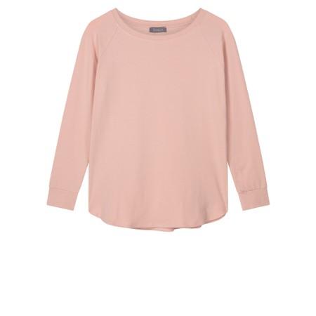 Chalk Sarah Organic Cotton Top - Pink