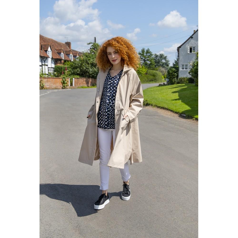 Masai Clothing Tussa Coat Humus