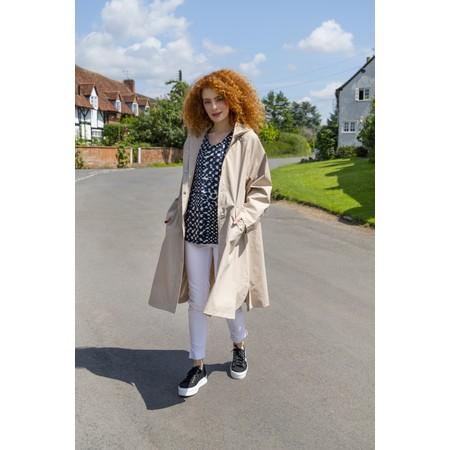 Masai Clothing Tussa Coat - Beige