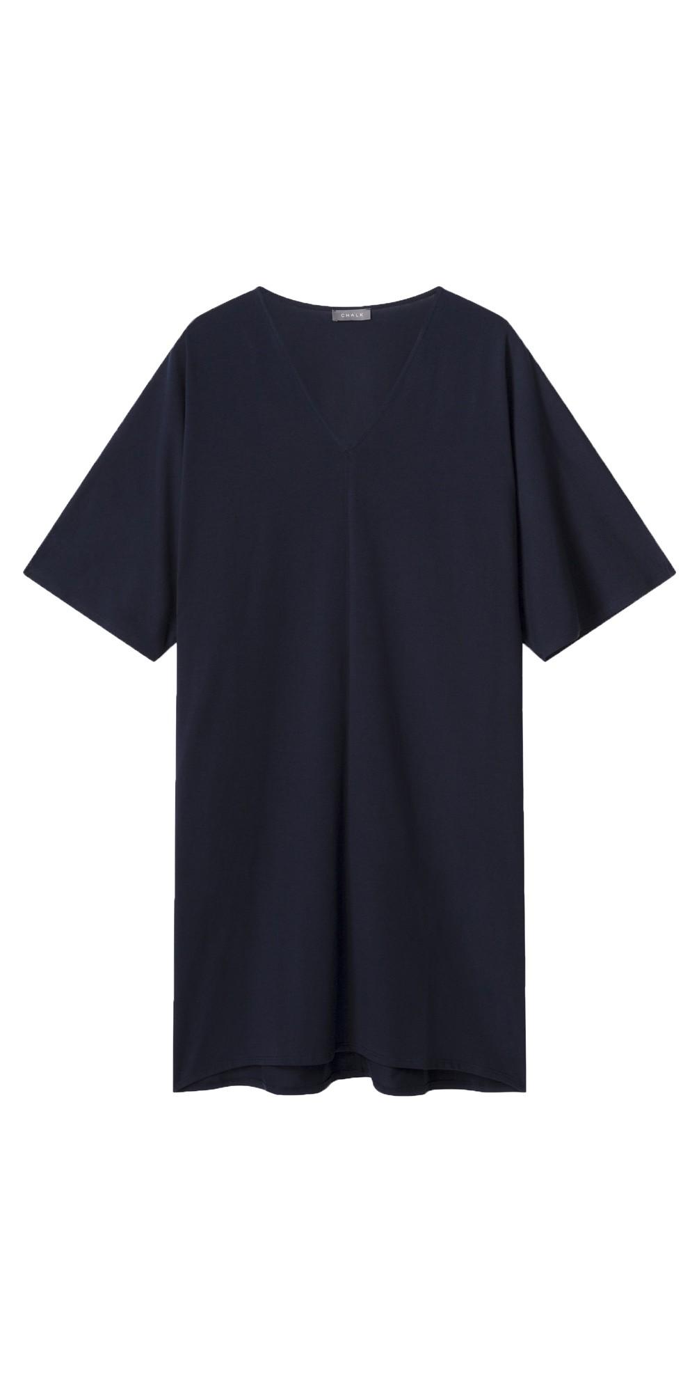 Pippa Plain Organic Jersey Dress main image