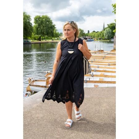 Masai Clothing Onita Dress - Black