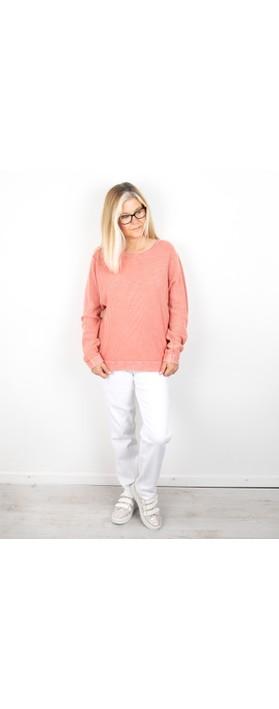 Sandwich Clothing Long Sleeve Sweater Rosette