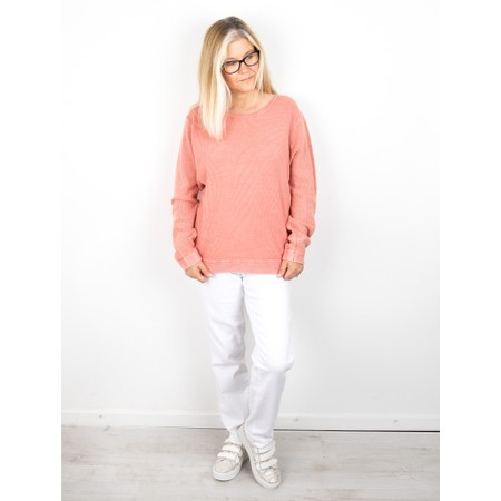 Sandwich Clothing Long Sleeve Sweater - Pink