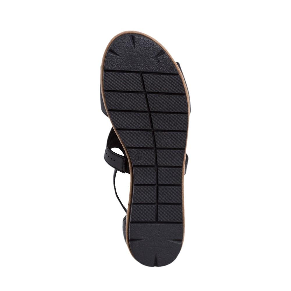 Tamaris Eda 2 Sandal Black Combi