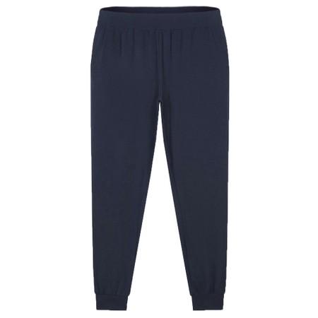 Chalk Sarah Organic Cotton Pant - Blue