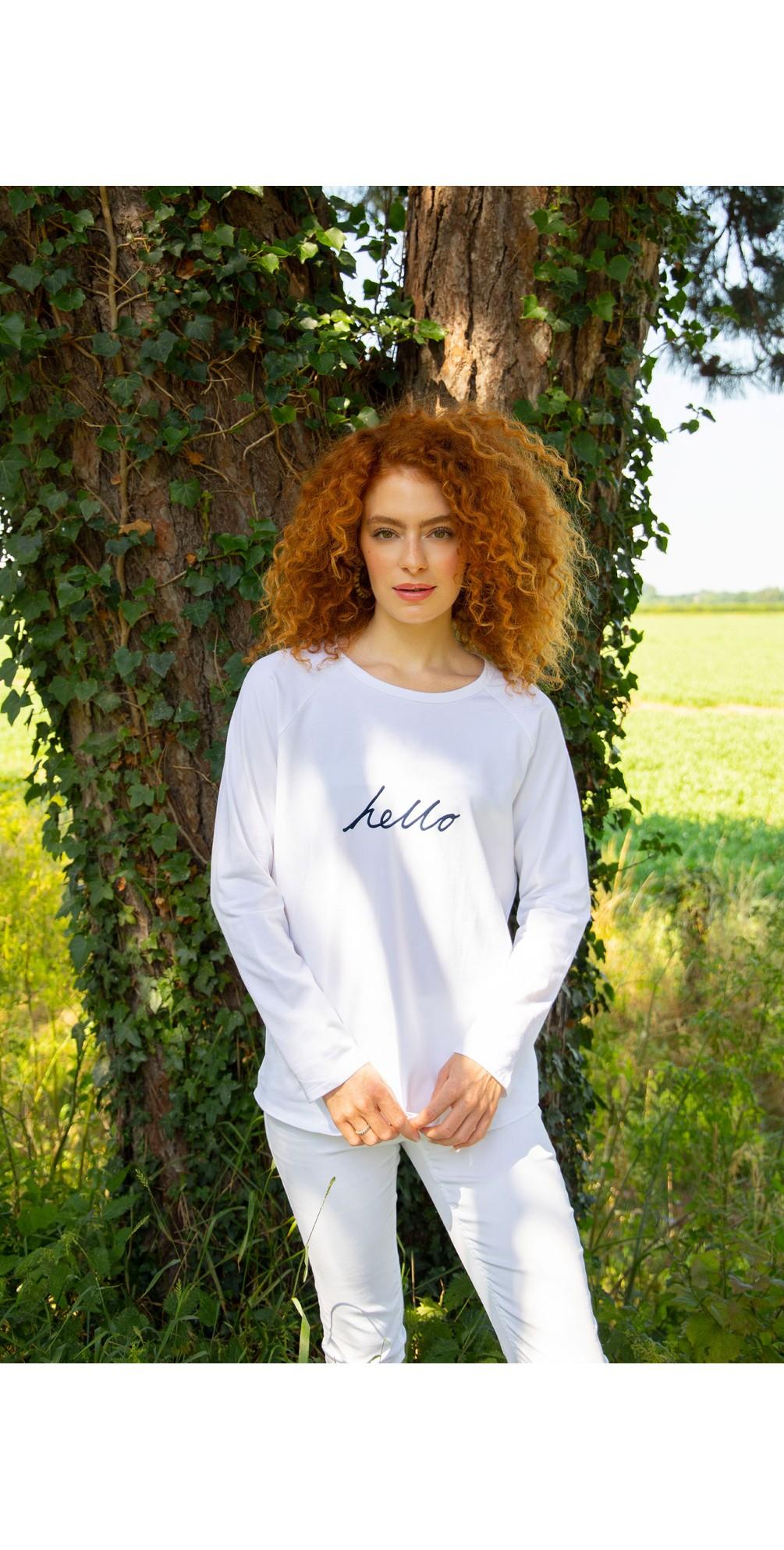 Tasha Hello Top main image