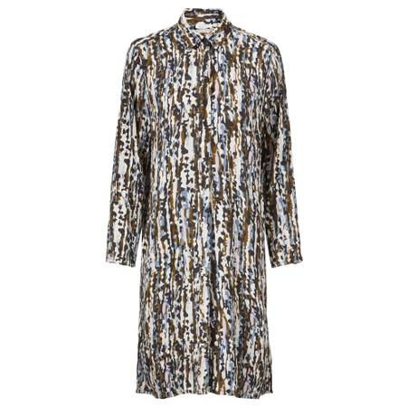 Masai Clothing Nalfa  Dress - Blue