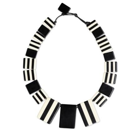 Masai Clothing Renilla Necklace - Black