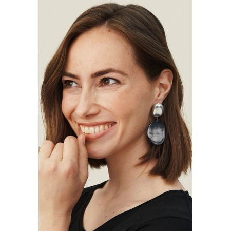 Masai Clothing Revena Earrings - Black
