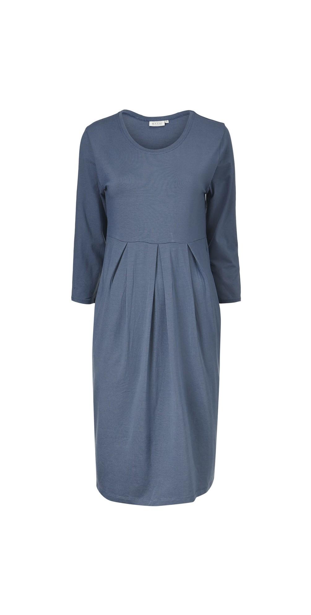 Noma Plain Dress main image