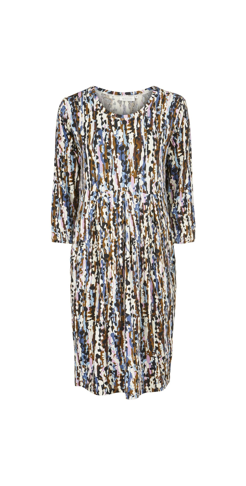 Noma Printed Dress main image