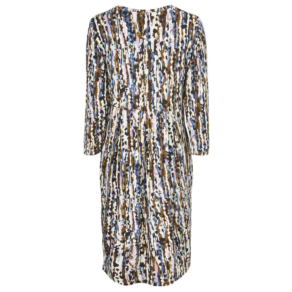 Masai Clothing Noma Printed Dress Vintage