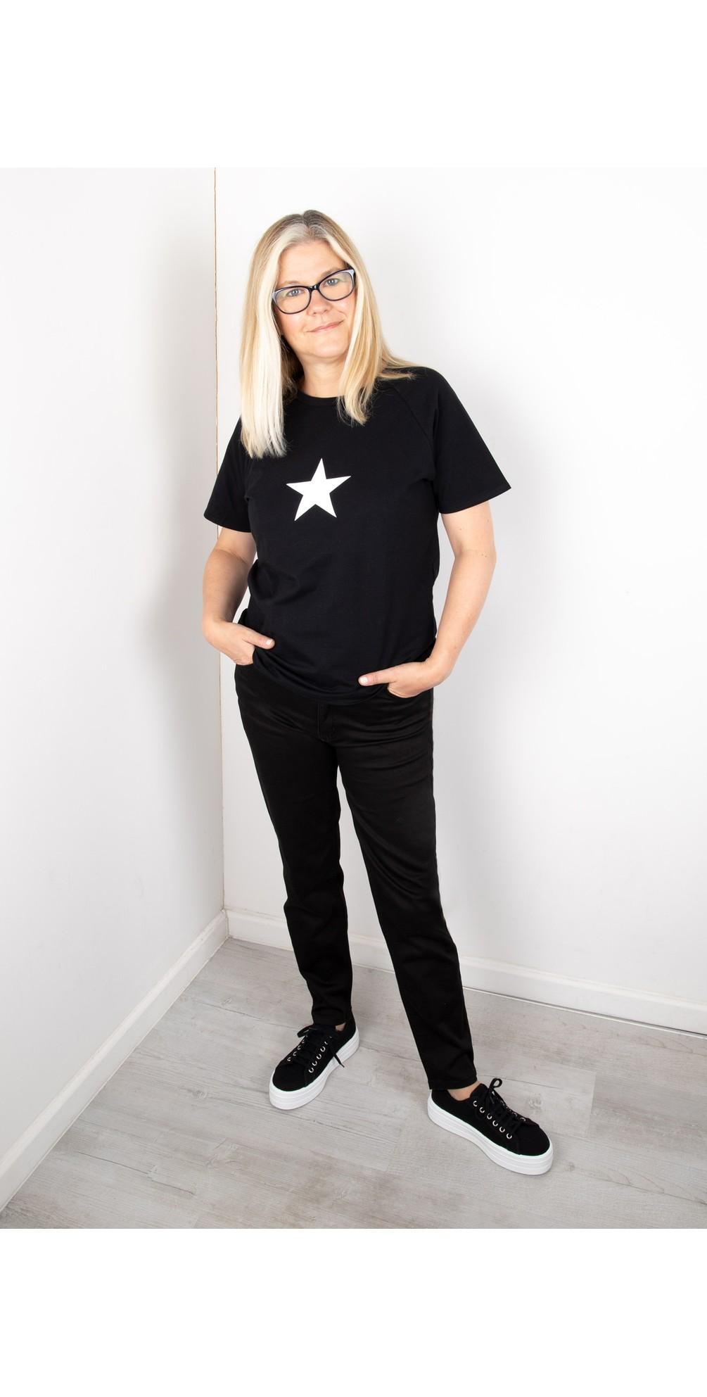 Darcey Small Star Top main image