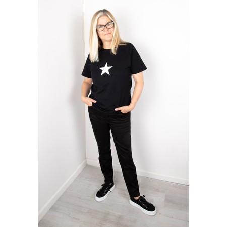 Chalk Darcey Small Star Top - Beige
