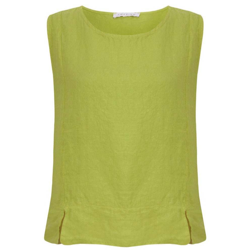 Amazing Woman Lucie Top Green Anis