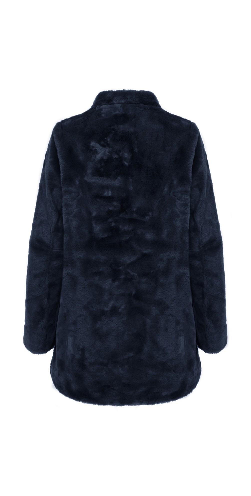 Nonna Faux Fur Coat main image