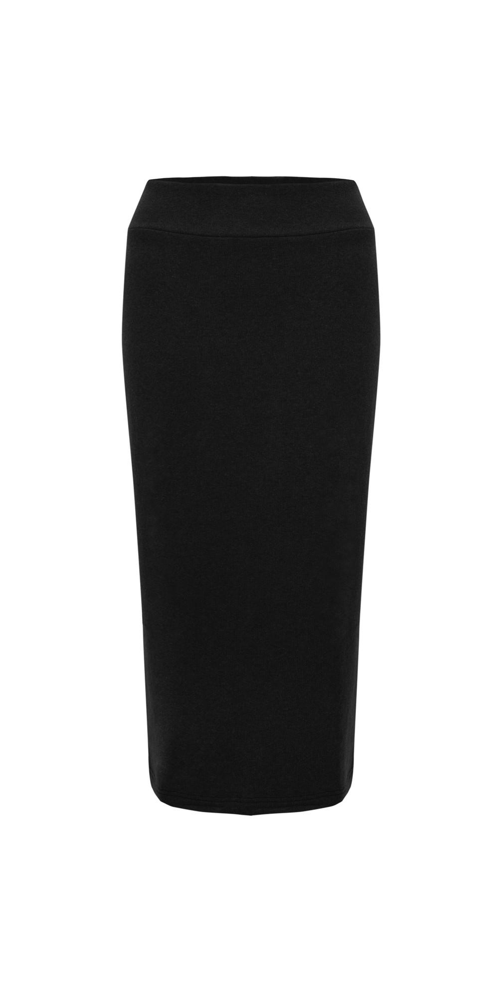 Lilla M U Plain Fleece Skirt main image