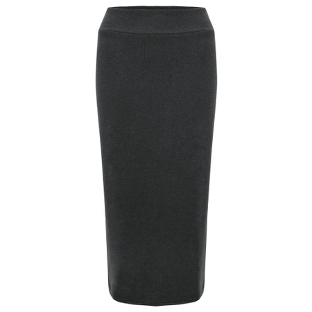 Mama B Lilla M U Plain Fleece Skirt - Grey