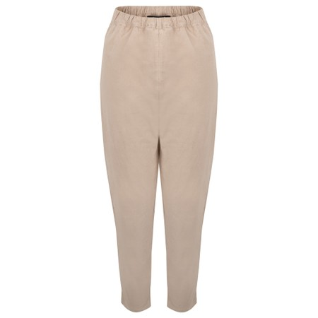 Mama B Cook V Baby Cord Trouser - Beige