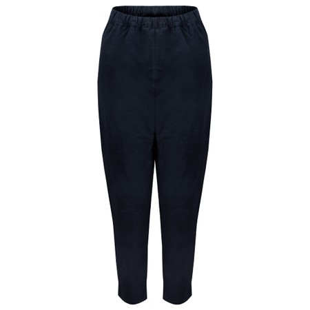 Mama B Cook V Baby Cord Trouser - Blue