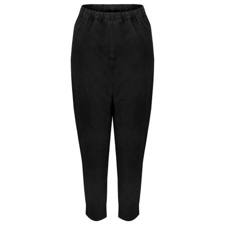 Mama B Cook V Baby Cord Trouser - Black