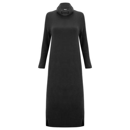 Mama B Tiramisu U Plain Fleece Dress - Grey