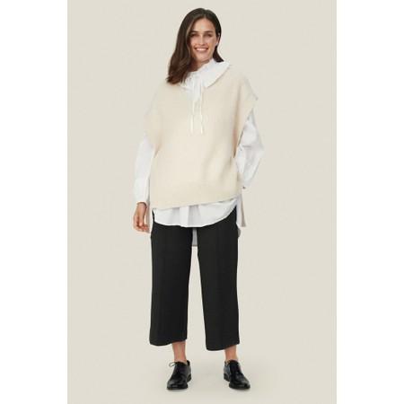 Masai Clothing Piana Jersey Culotte  - Black