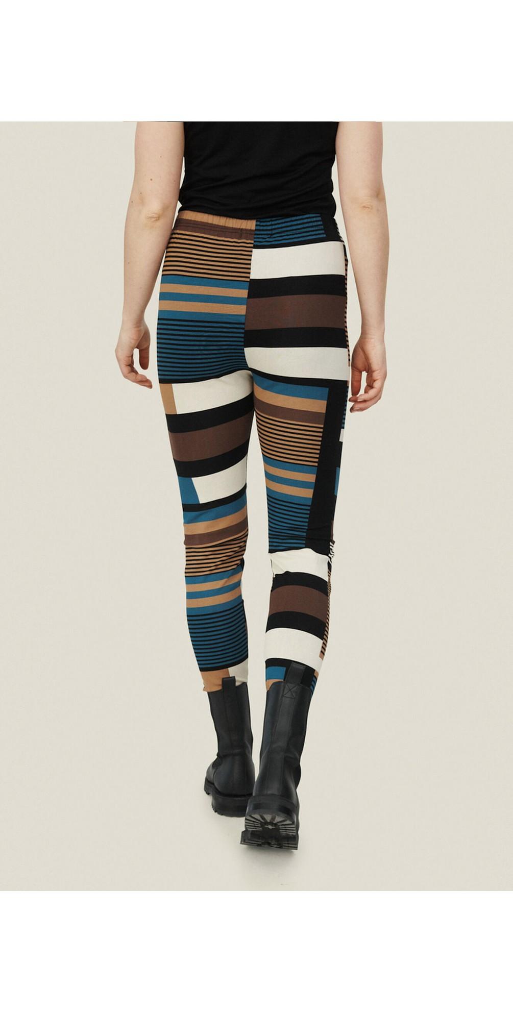 Pio Graphic Stripe Legging main image