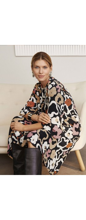 Masai Clothing Nyla Dress Dusty Rose