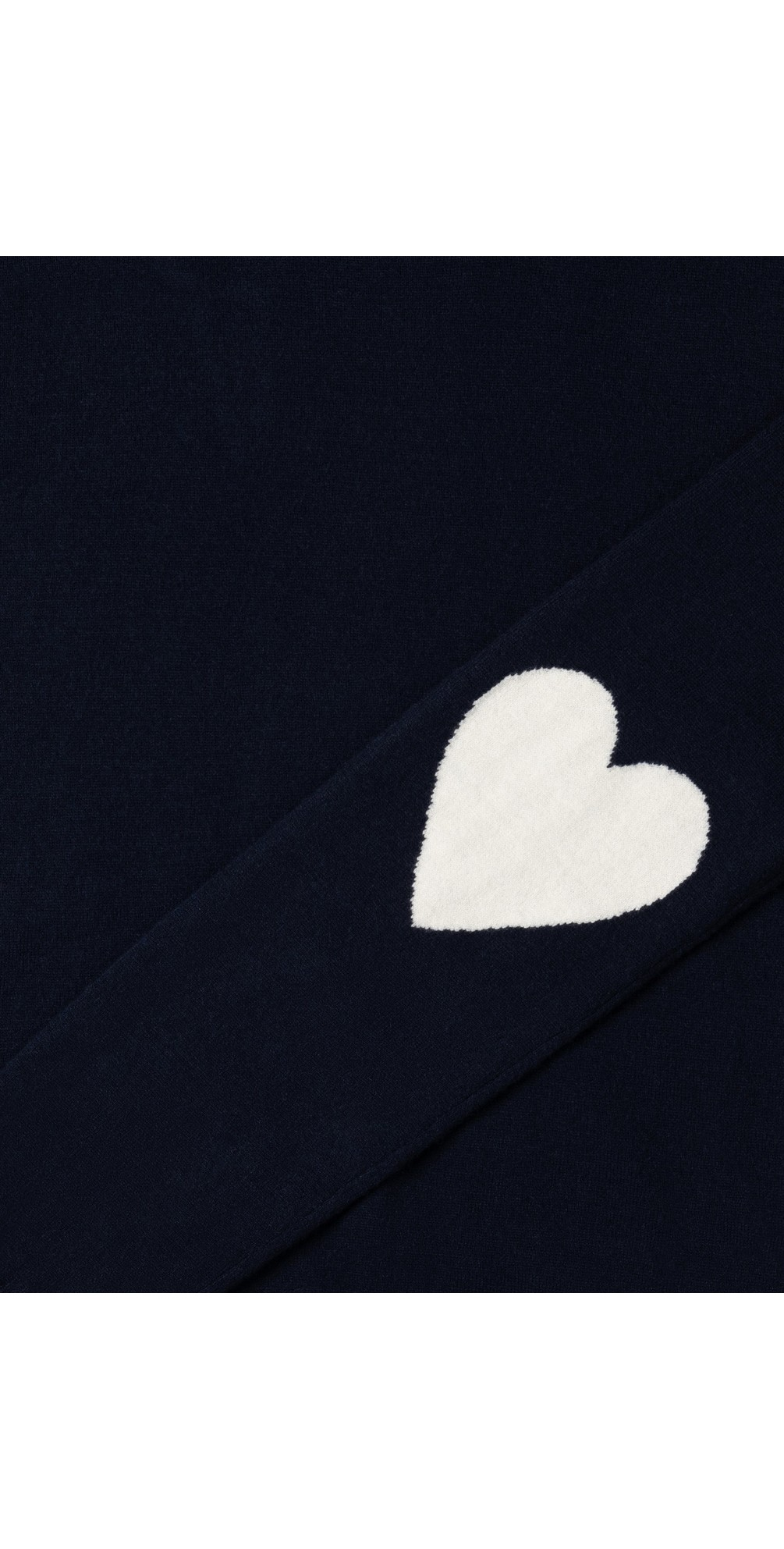 Esme Heart on Sleeve Jumper main image