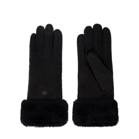 EMU Australia Apollo Bay Sheepskin Gloves - Black