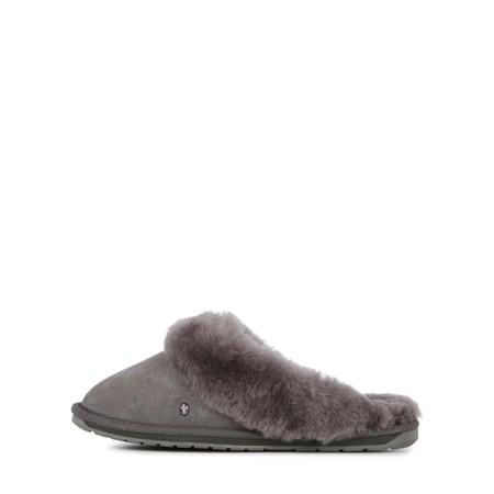 EMU Australia Jolie Scufflette Sheepskin Slipper - Black