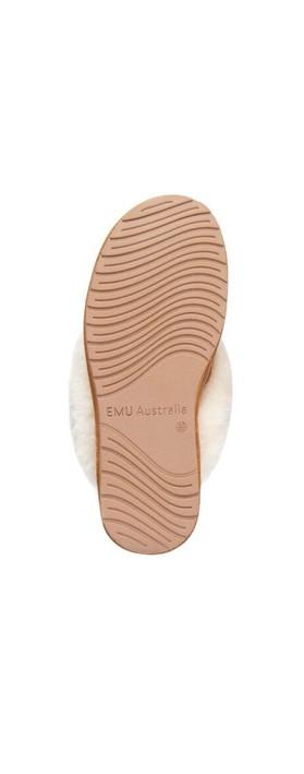 EMU Australia Jolie Scufflette Sheepskin Slipper Chestnut
