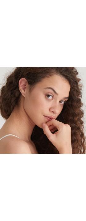 Ania Haie Knot Ear Cuff Gold